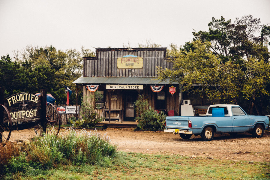 Wild Texas, Enchanted Rock General Store