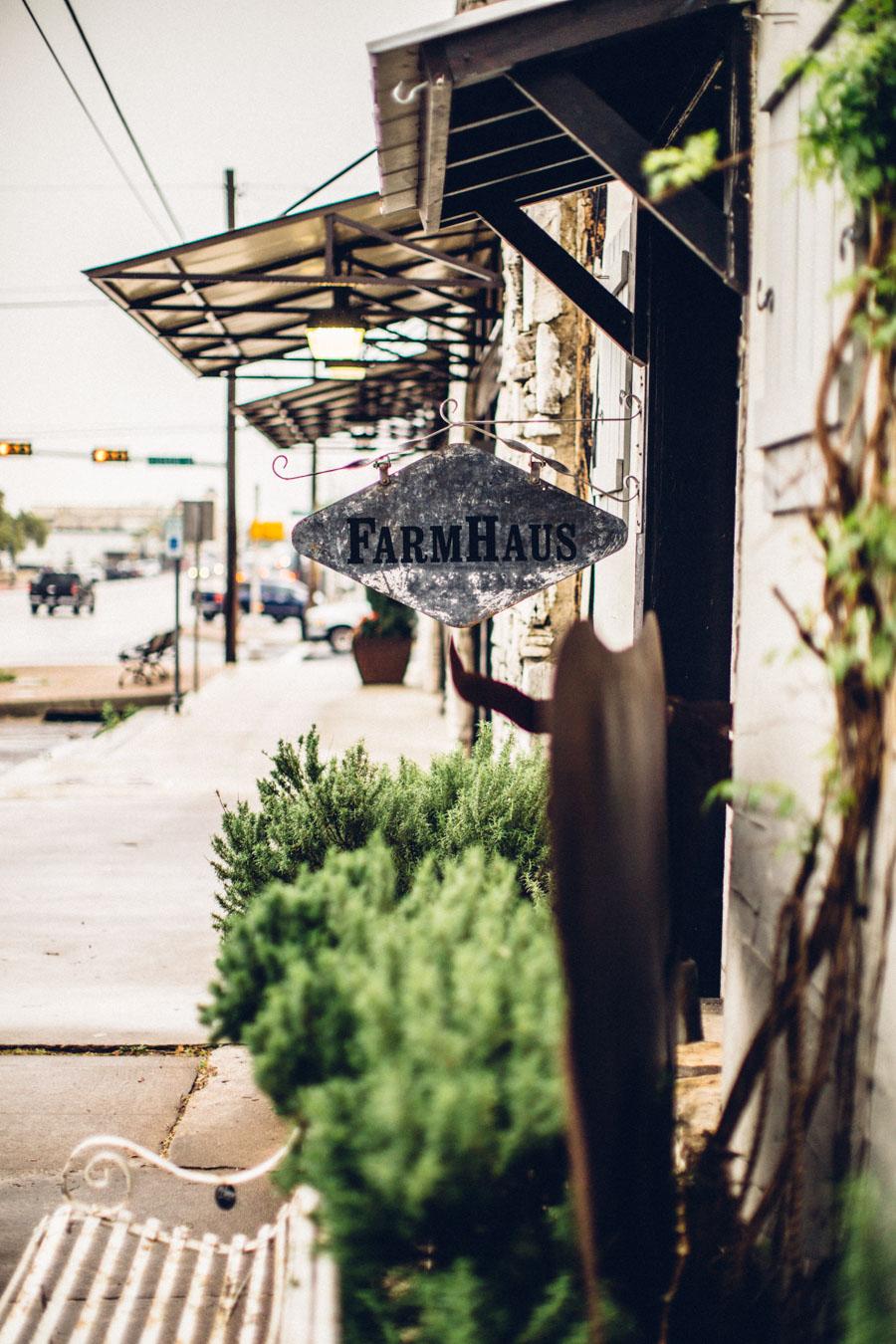 FarmHaus - Fredericksburg, Texas