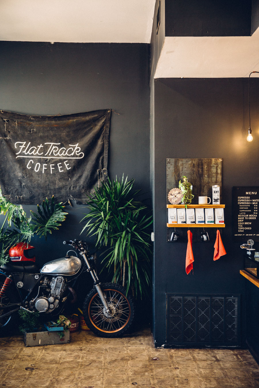 Flat Track Coffee, Austin, Texas