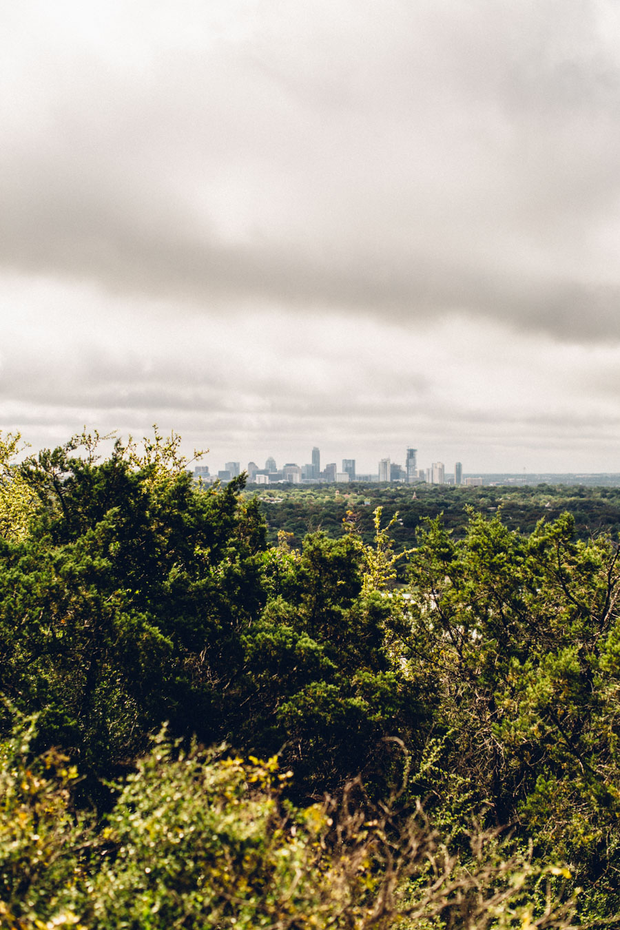 Down Town Austin