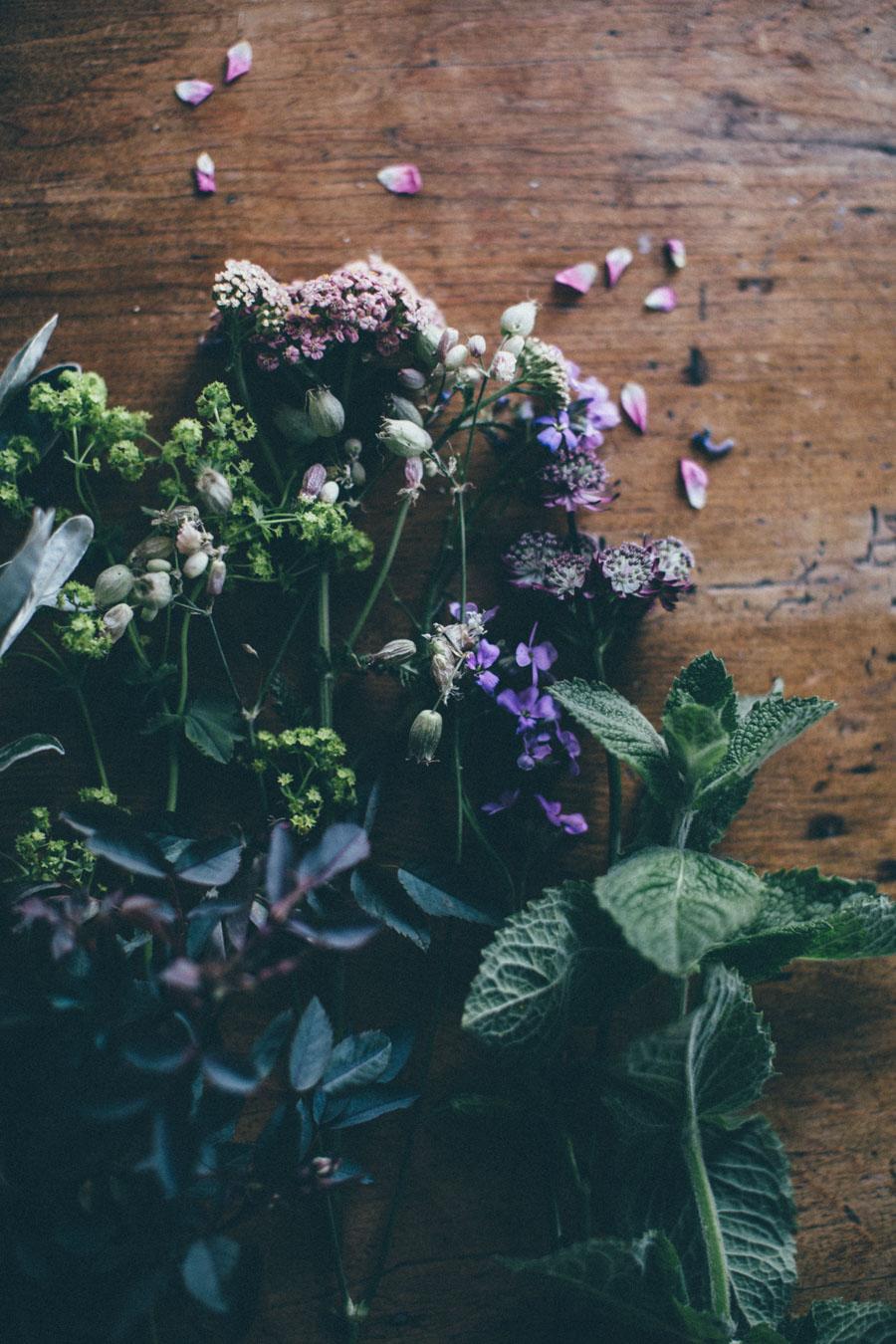 Beautiful UK grown flowers