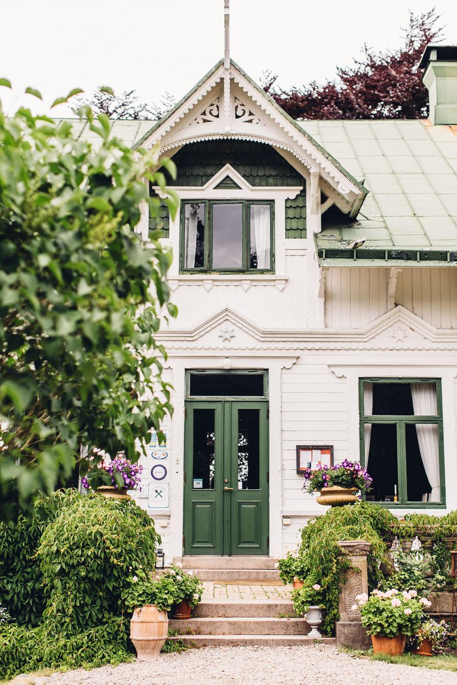 Villa Sjötorp, West Sweden