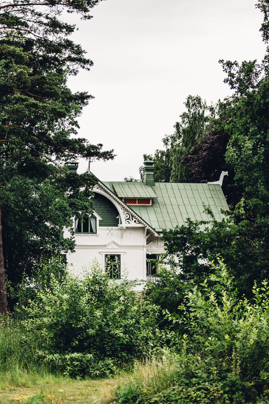 Villa Sjötorp, West Sweden