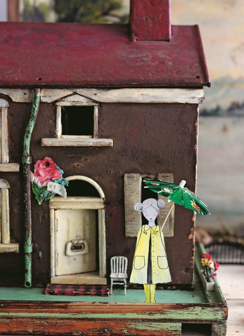Miss Violet's Dolls House - Sam McKechnie