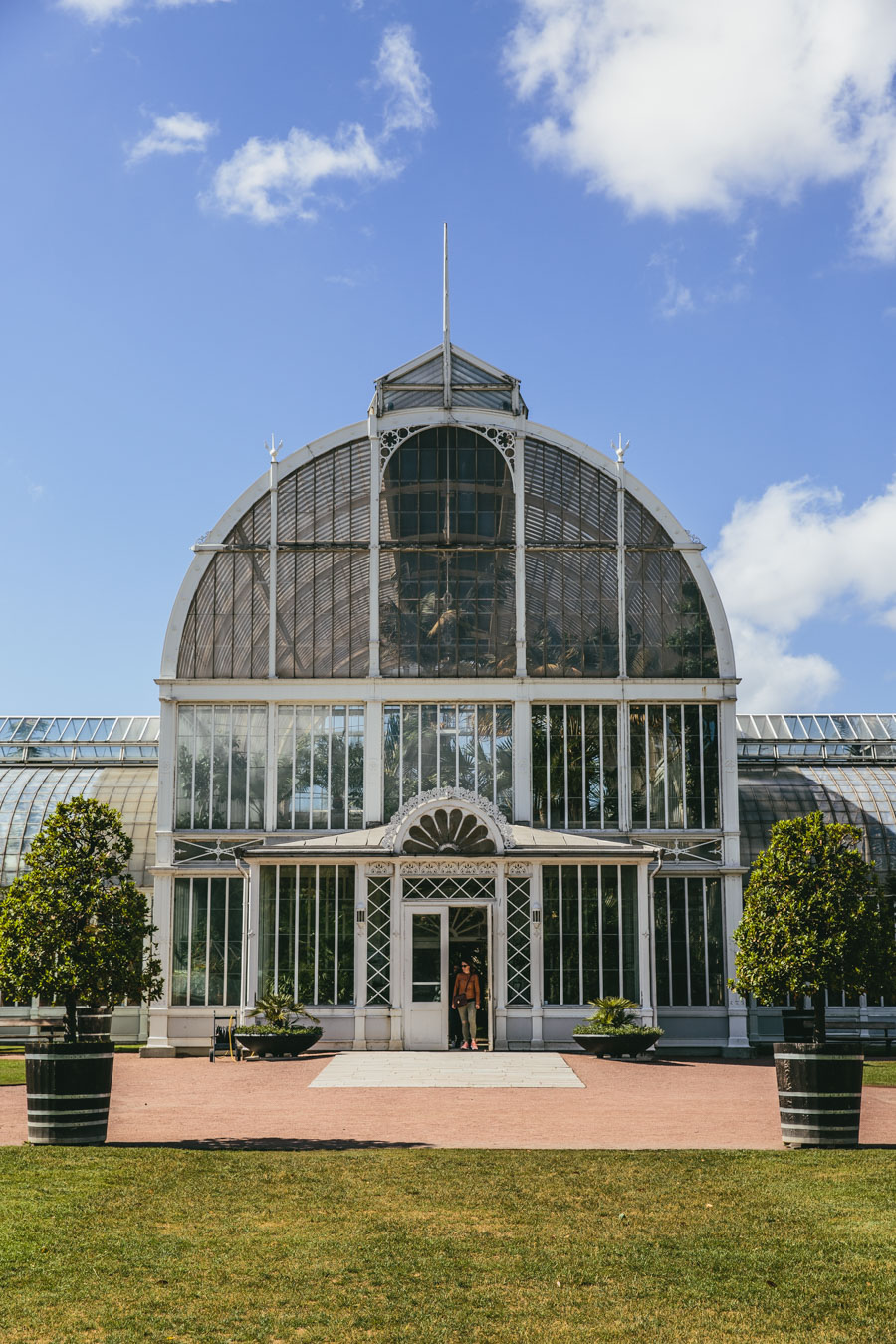 Palm house Gothenburg