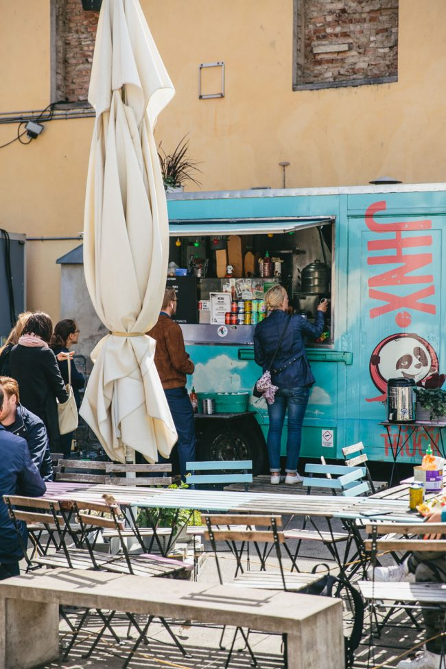 Jinx Food Truck