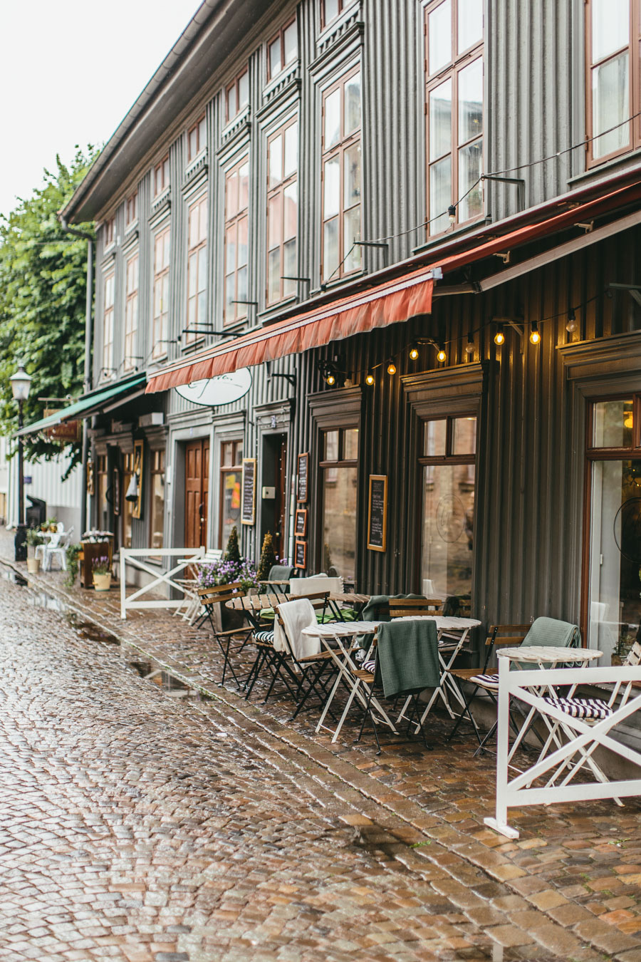 Shopping in Haga, Gothenburg