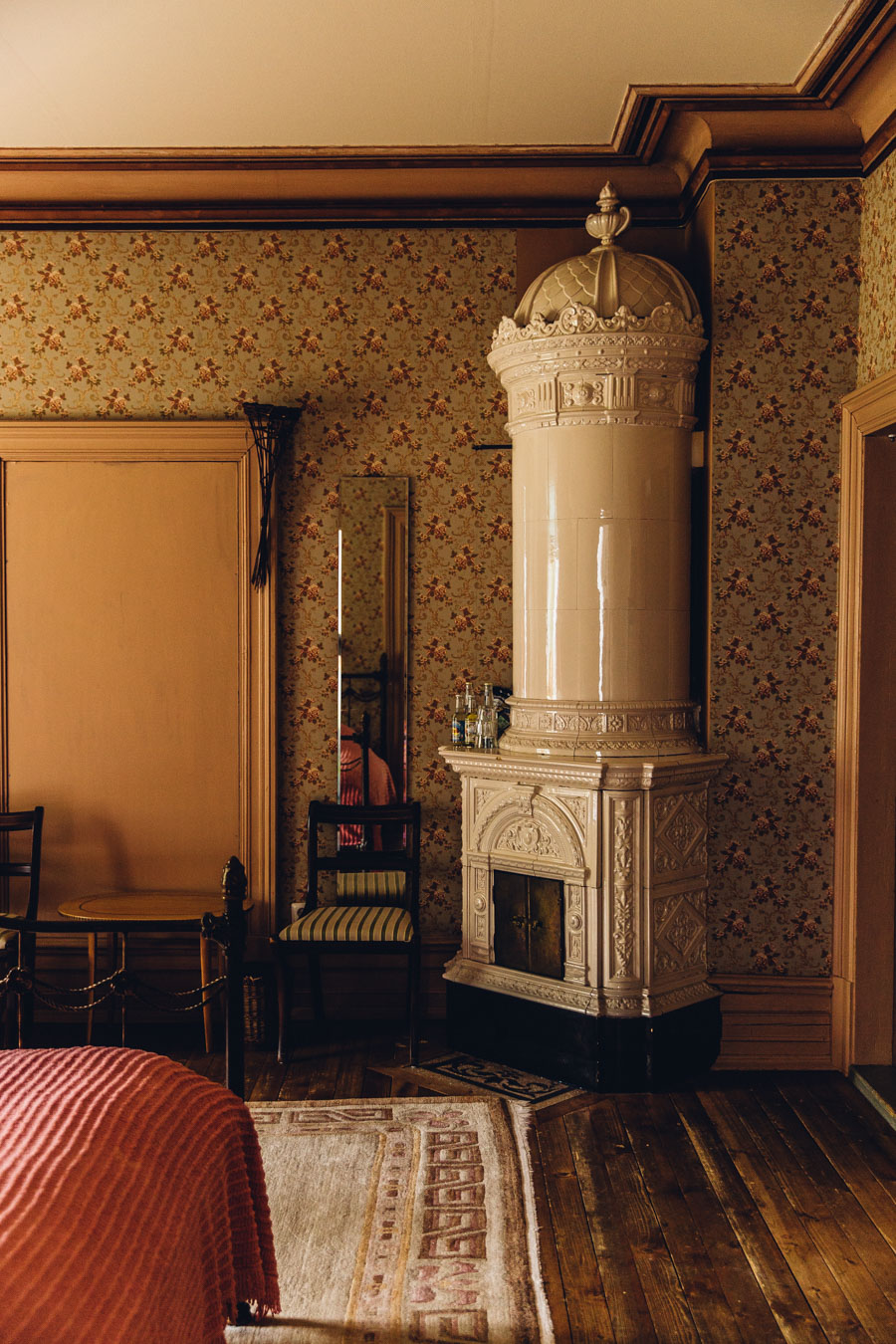 Beautiful vintage style Bedroom Villa Sjötorp