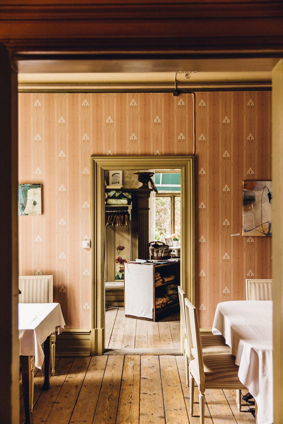 Villa Sjötorp Hotel, Ljungskile, Sweden