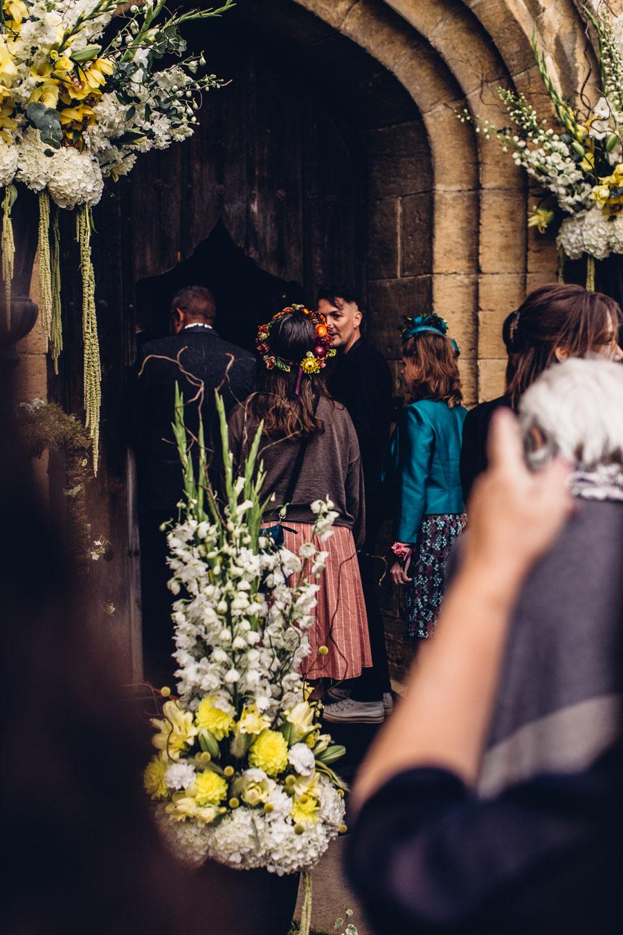 Leeds Castle Flower Festival 2018