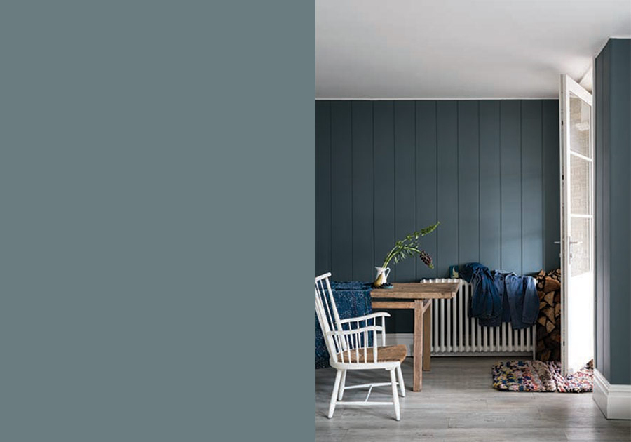 Farrow and Ball De Nimes