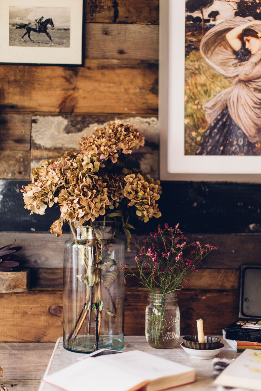Rustic shed decor to inspire creativity