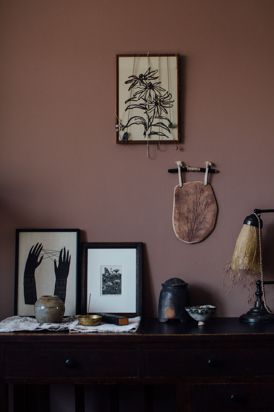Warm Mud Brown Atelier Ellis