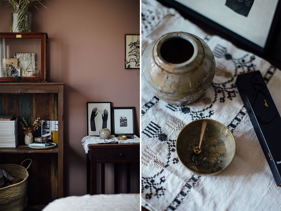 Styling with handmade ceramics